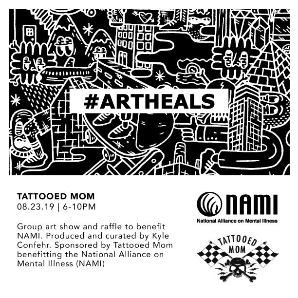 99cc2a672 art show Archives - Tattooed Mom